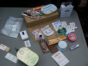 Field ration - French combat ration