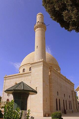 Friday mosque of Ali ibn Abu Talib, Buzovna, 2010 (4).jpg