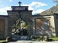 Friedhofsmauer Kriegerdenkmal ObjektID 23223.jpg
