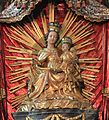 Friesach - Heiligblutkirche - Altar - Madonna.jpg