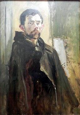Fritz v Uhde Żebrak (1906)