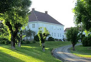 Lier, Norway - Frogner parsonage