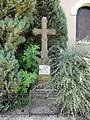 Fromezey (Meuse) croix souvenir cimetière.JPG