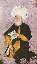 Muhammad Fuzûlî, sixteenth-century poet.