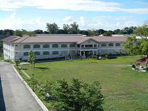 Polytechnic University of the Philippines Santa Maria - Facade
