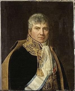 Michel Ordener General of division and commander in Napoleons elite Imperial Guard (1755–1811)