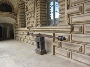 Güstrow Palace - Interior view
