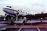 G-AMSV DC3 Air atlantique CVT 03-02-90 (31556297466).jpg