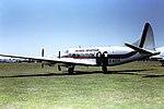 G-AXFH DH Heron Peters aviation CVT 04-07-1977 (37129757982).jpg