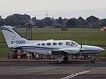 G-CGSG Cessna Golden Eagle 421 (29711659904).jpg