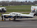 G-DIZY Piper Turbo Cherokee Arrow (25830343733).jpg