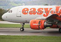 G-EZGB - A319 - EasyJet