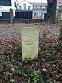 G.S. McBride Royal Garrison Artillery war grave New Southgate Cemetery.jpg