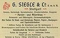 G. Siegle & Co. Stuttgart 1900.jpg