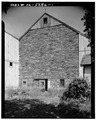 GENERAL VIEW, SHOWING SIDE ELEVATION - Barn, U.S. Route 611, Doylestown, Bucks County, PA HABS PA,9-CURHI,1A-1.tif
