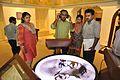 GMM and CMD Officers Checking Exhibit - Gandhi Memorial Museum - Barrackpore - Kolkata 2017-03-31 1315.JPG