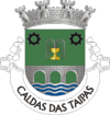 Coat of arms of Caldas das Taipas