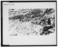 GUARD WALL CONSTRUCTION, 1935 - Zion-Mount Carmel Highway, Springdale, Washington County, UT HAER UTAH,27-SPDA.V,3-39.tif
