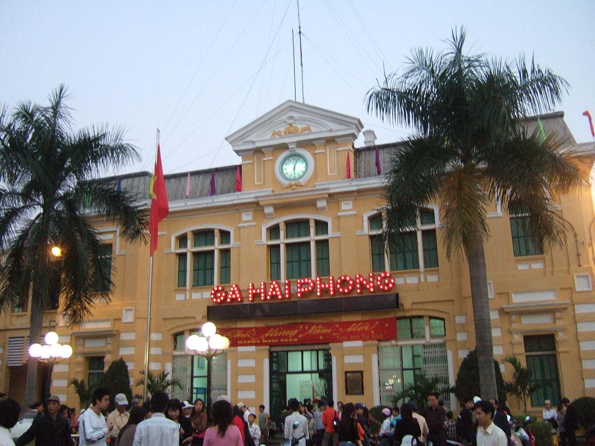 Haiphong Travel Guide At Wikivoyage