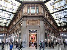 Galleria Alberto Sordi Wikipedia