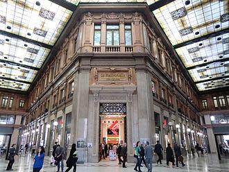 Galleria Alberto Sordi - Galleria Alberto Sordi.