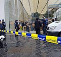 Game over protest at Apple Store in Brussels (Toison d'Or) 3.jpg