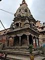 Ganesh Shrine in Patan Durbar Square.jpg