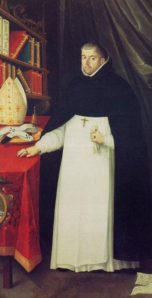 García Guerra - Archbishop-Viceroy Fray García Guerra, 1611-1612.
