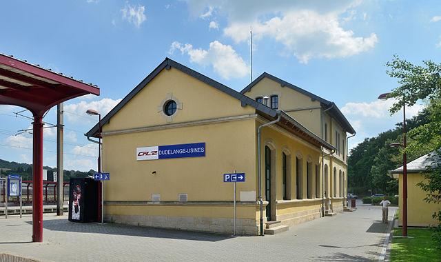 Gare de Dudelange-Usines