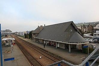 Gare de Vire - Vire station