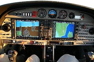 Garmin G1000 Digital flight instrument system