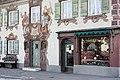 Garmisch-Partenkirchen, Haus Badgasse 14.JPG
