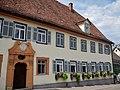 Gasthof zum Ochsen, Otto Schlegel, ehemalige Herberge der Herren von Stetten - panoramio.jpg