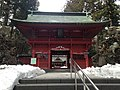 Gate of Subashiri Sengen Shrine.JPG