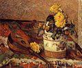 Gauguin 1883 Dhalias et mandoline.jpg