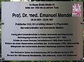 Gedenktafel Breite Str 44 (Panko) Emanuel Mendel.jpg