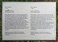 Gedenktafel Invalidenstr 50 (Mitte) Double Cage Piece&Bruce Nauman&1974.jpg