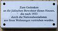Gedenktafel Joachim-Friedrich-Str 48 (Halen) Jüdische Bewohner.jpg