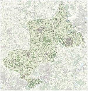 Dinkelland - Image: Gem Dinkelland Open Topo