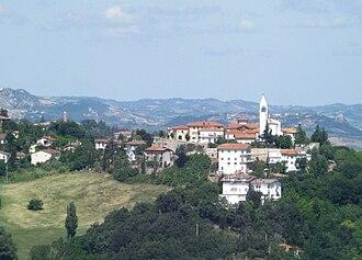 Gemmano - Image: Gemmano Panorama
