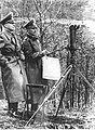 Gen. Ewald von Kleist na stanowisku obserwacyjnym na froncie wschodnim (2-684).jpg