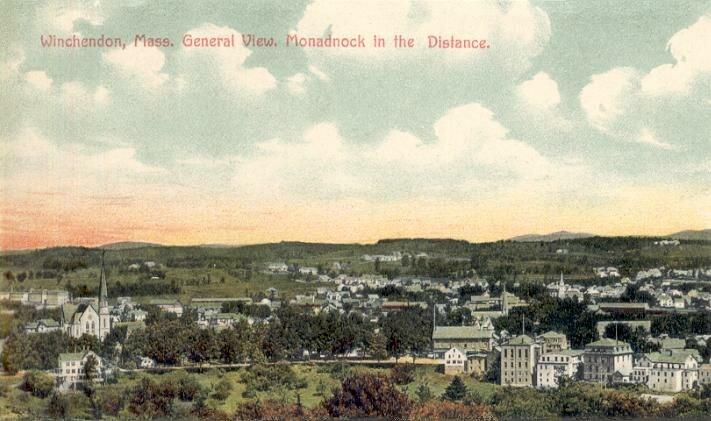 General View, Winchendon, MA