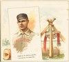 Geo. F. Miller, Pittsburgh Alleghenys, baseball card portrait LCCN2007680736.tif