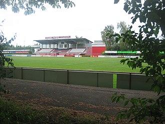 TSV Rain am Lech - The Georg Weber Stadium.