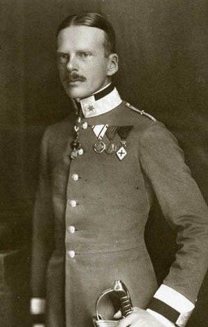 Prince Georg of Bavaria - Image: Georg von Bayern als Österreicher