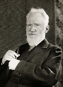 George Bernard Shaw - Wikipedia, the free encyclopedia