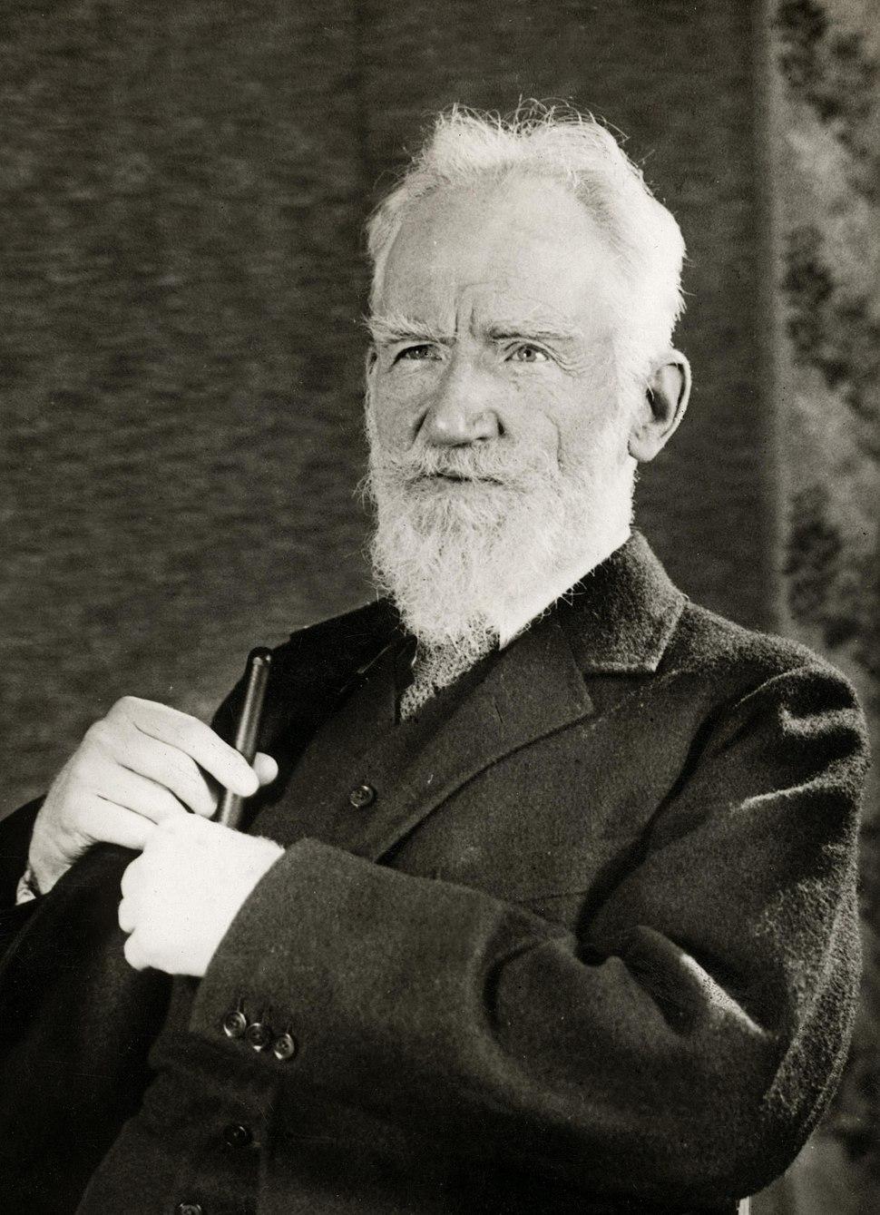 George Bernard Shaw 1936