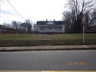 George Black House and Brickyard - Image: George Black House and Brickyard
