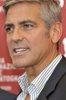 L'actor y director estatounitense George Clooney, en una imachen de 1999.