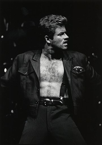 """Careless Whisper"" stayed at the #1 spot in the adult contemporary chart for 5 weeks. The song was George Michael's first solo single. George Michael.jpeg"